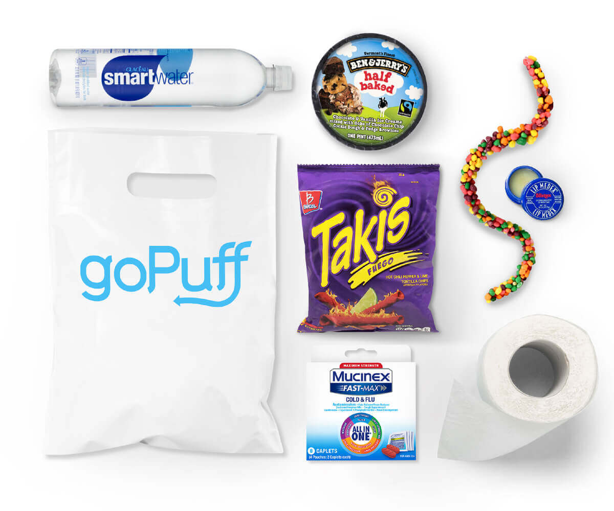 gopuff bag